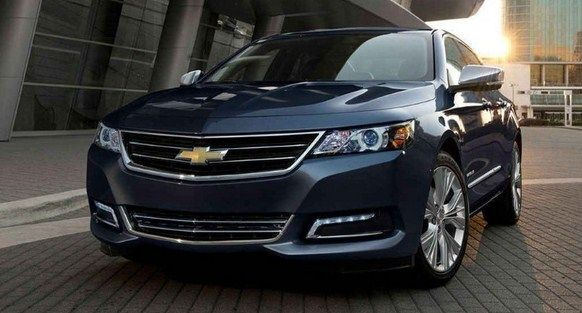 2020 Chevrolet Impala Redesign Concept And Price Chevrolet