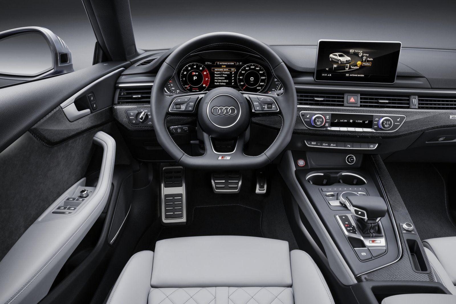 2017 New Audi A5 Sportback Audi S5 Audi Audi A5