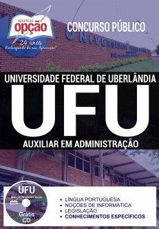 Apostila Concurso Ufu 2017 Auxiliar Em Administracao Pdf Download