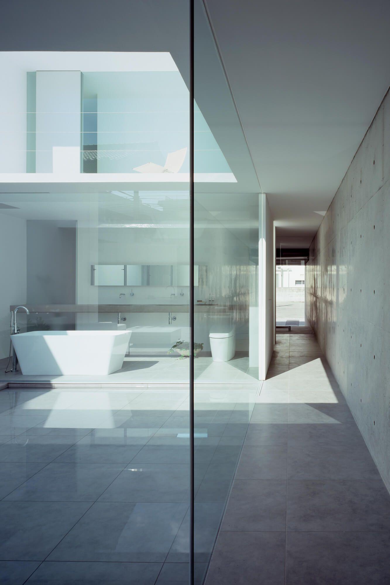 窪田建築アトリエ Kubota Architect Atelier モダンハウス 建築