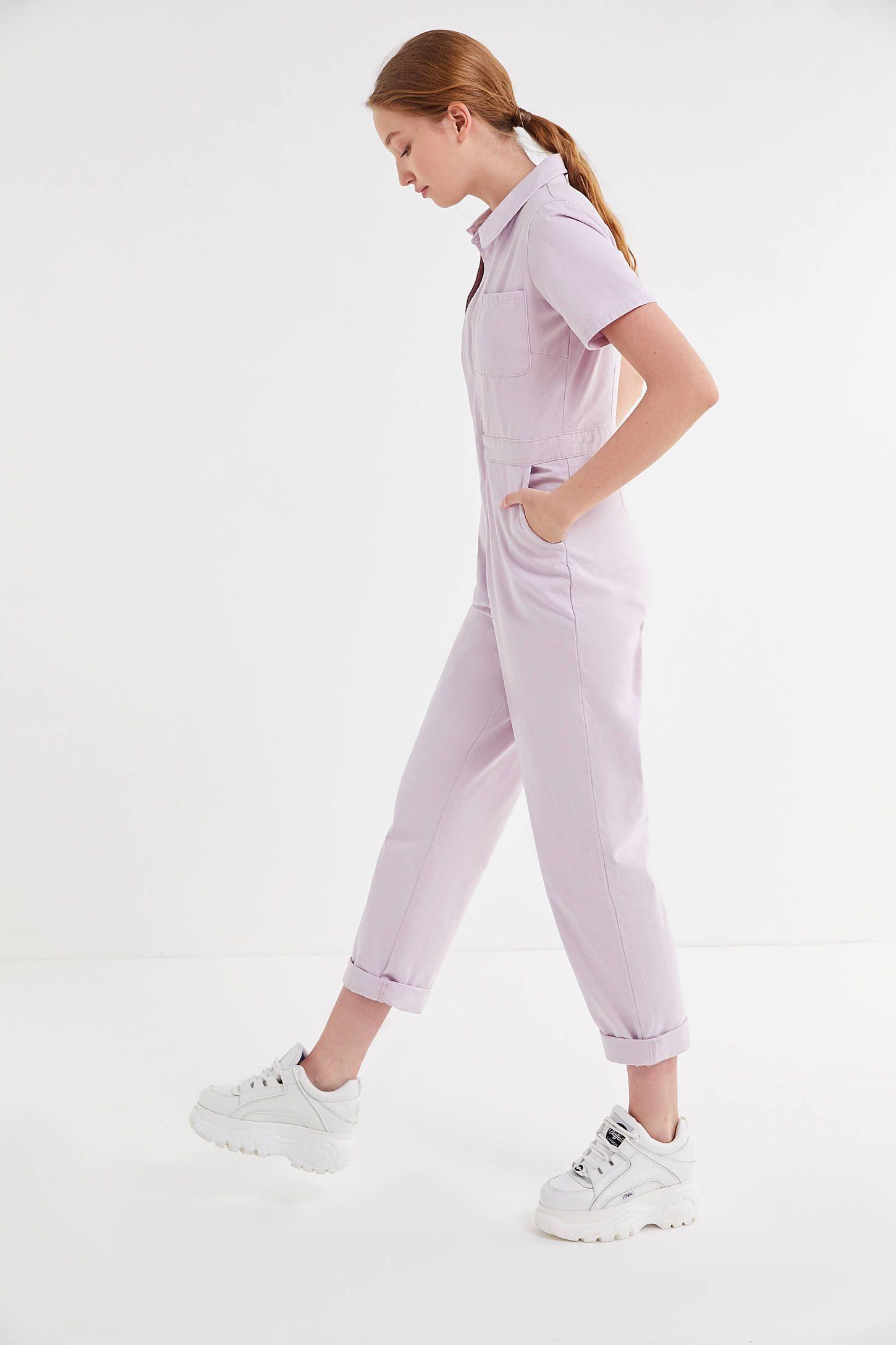 UO Canvas Flight Jumpsuit   Boiler suit, Women, Fashion
