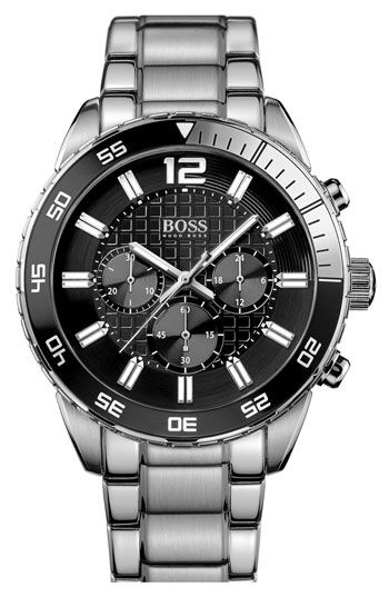 f9b7087502c BOSS HUGO BOSS  Iconic  Chronograph Sport Watch