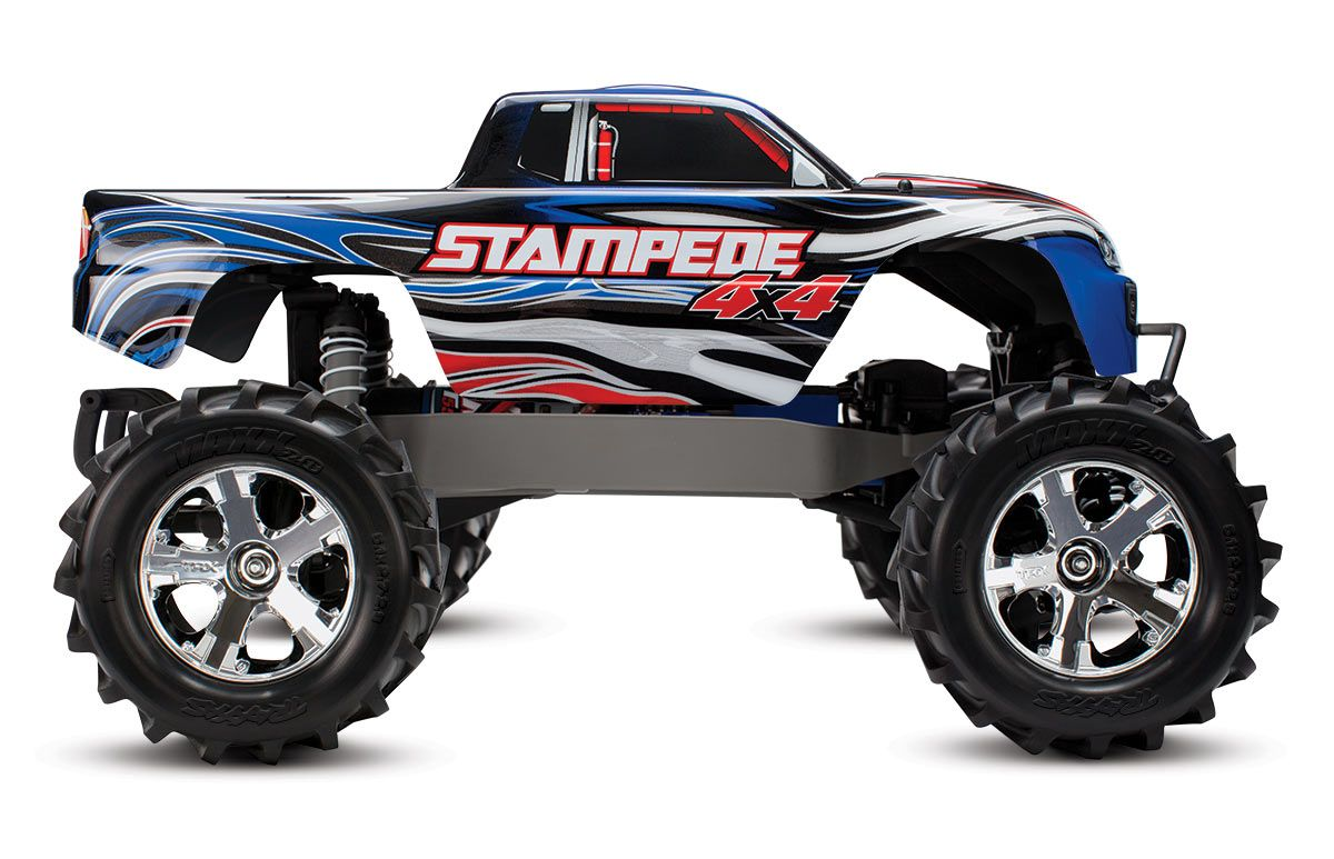 Pin By Keith Cautrell On Radio Control Traxxas Stampede Monster Trucks Traxxas