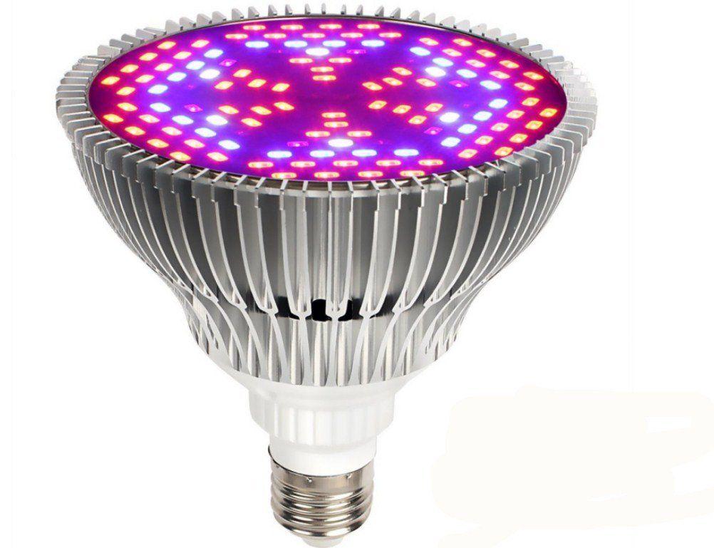 Jklcom Led Grow Light 80w Led Grow Light Bulb Full Spectrum Grow Lamp For Indoor Plants Full Spectrum Pla In 2020 Led Grow Light Bulbs Grow Light Bulbs Led Grow Lights