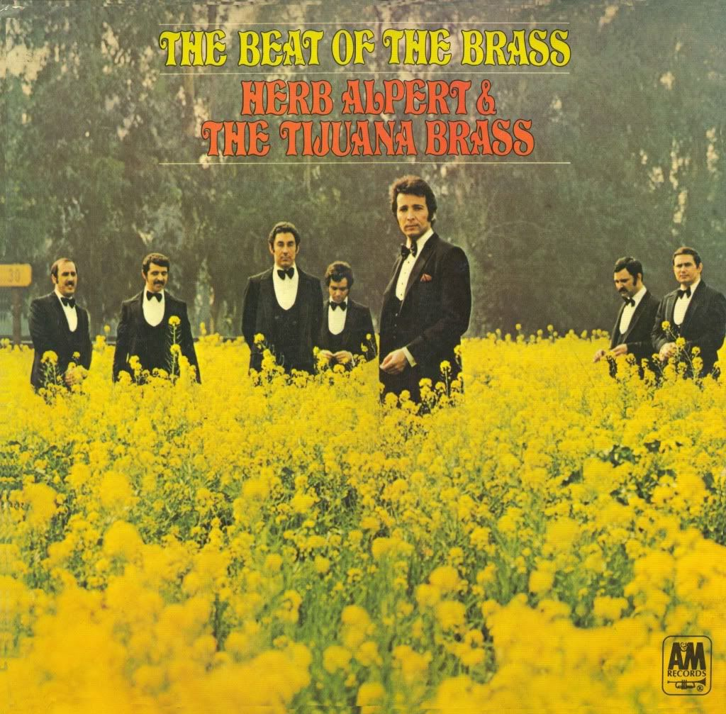 Herb Alpert and the Tijuana Brass - The Beat of the Brass (1968 ...