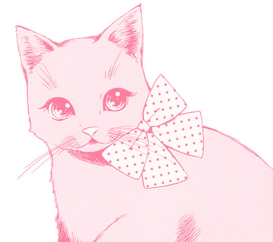 Pink And Teal Aesthetic Anime Cat Icon Anime Art Girl