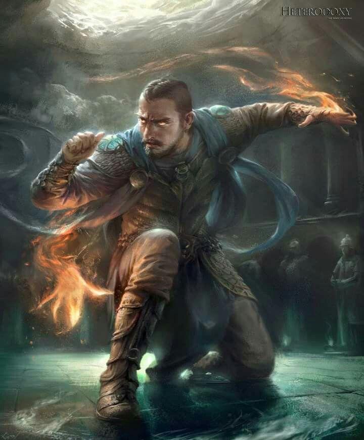 Vengeance Mode Rpg Portraits Fantasy Fantasy Art Fantasy