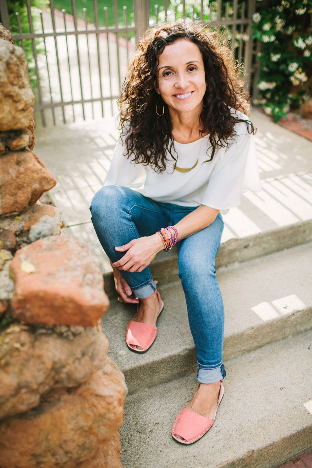 e83e37e14ed7 Style can be as simple as looking to history and discovering what s in your  very own backyard. Noelia Pahissa didn t set out to bring European footwear  to o