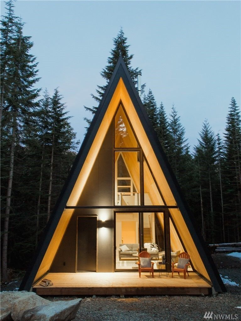 The Perfect A Frame Cabin Cabin Design A Frame House A Frame House Plans
