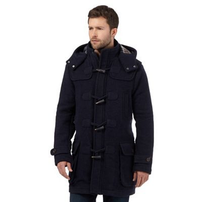 Mantaray Navy duffle coat- | Debenhams | My stylish cupboard ...