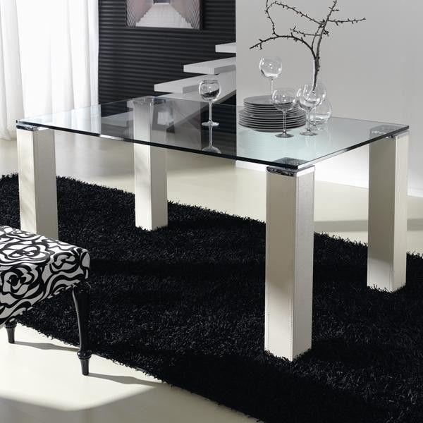 Mesa de Comedor VISION Leather Mesas de Comedor Modernas