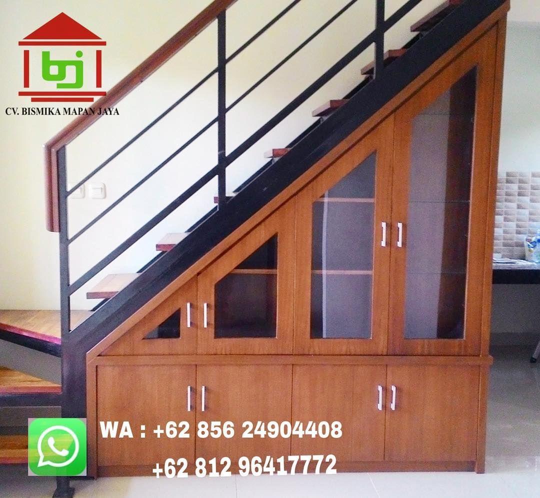 Bismika interior menerima pesanan kitchen set lemari partisi backdrop kamar
