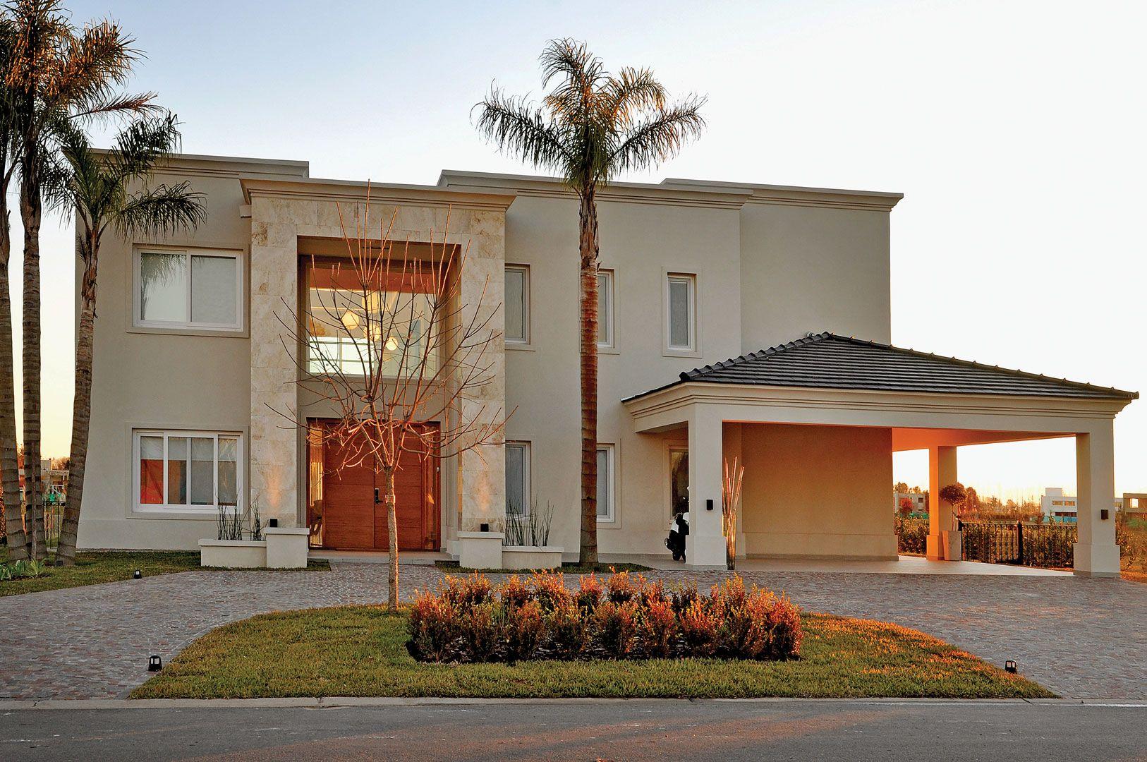 Arquitecto daniel tarrio y asociados casas clasicas classic houses - Casa rural daniel ...