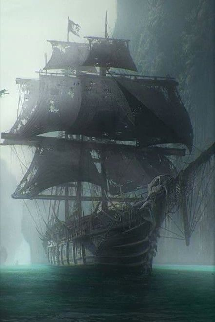 Hayley Carter Black Pearl Ship Pirates Of The Caribbean Sea Of Thieves Black pearl ship wallpaper hd