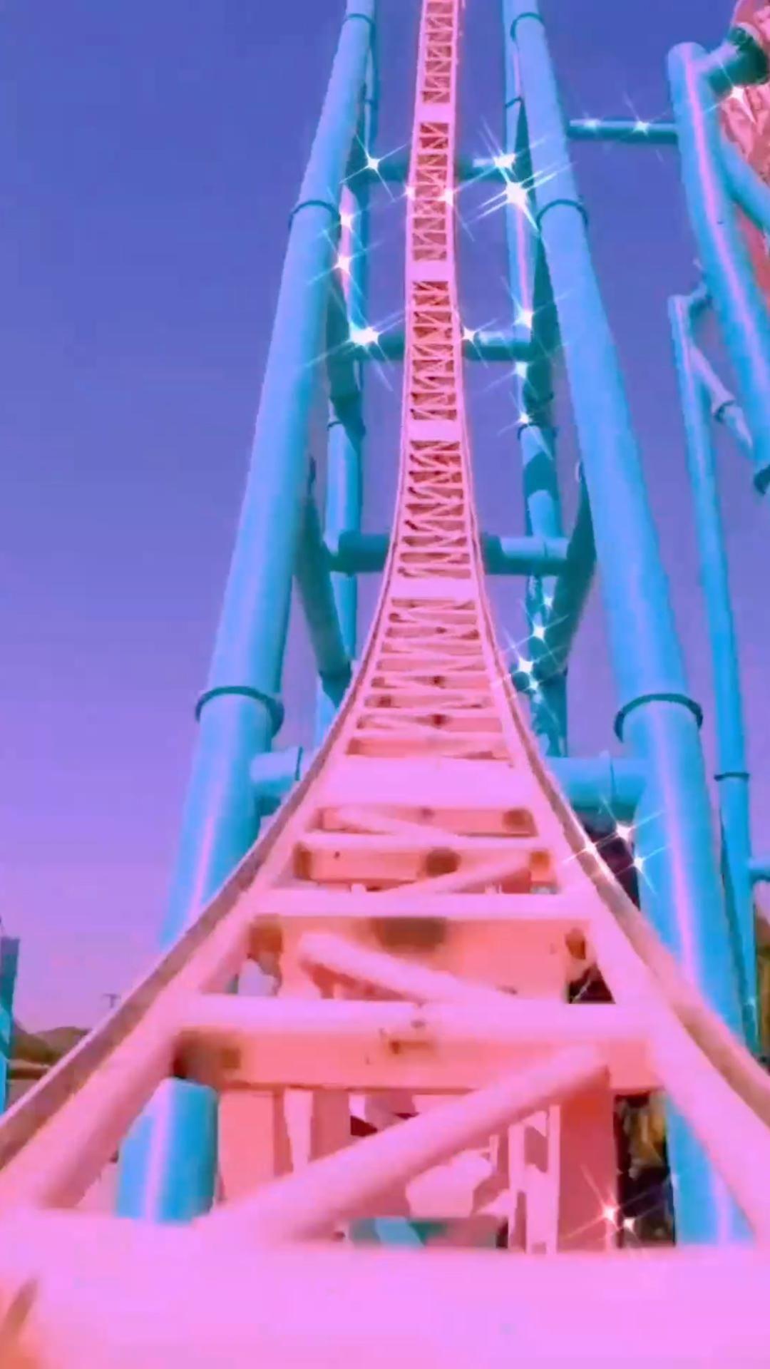 Roller coaster rideeeee