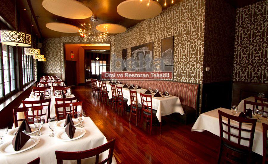 restoran masa Örtüsü tekstil pinterest restaurant tables