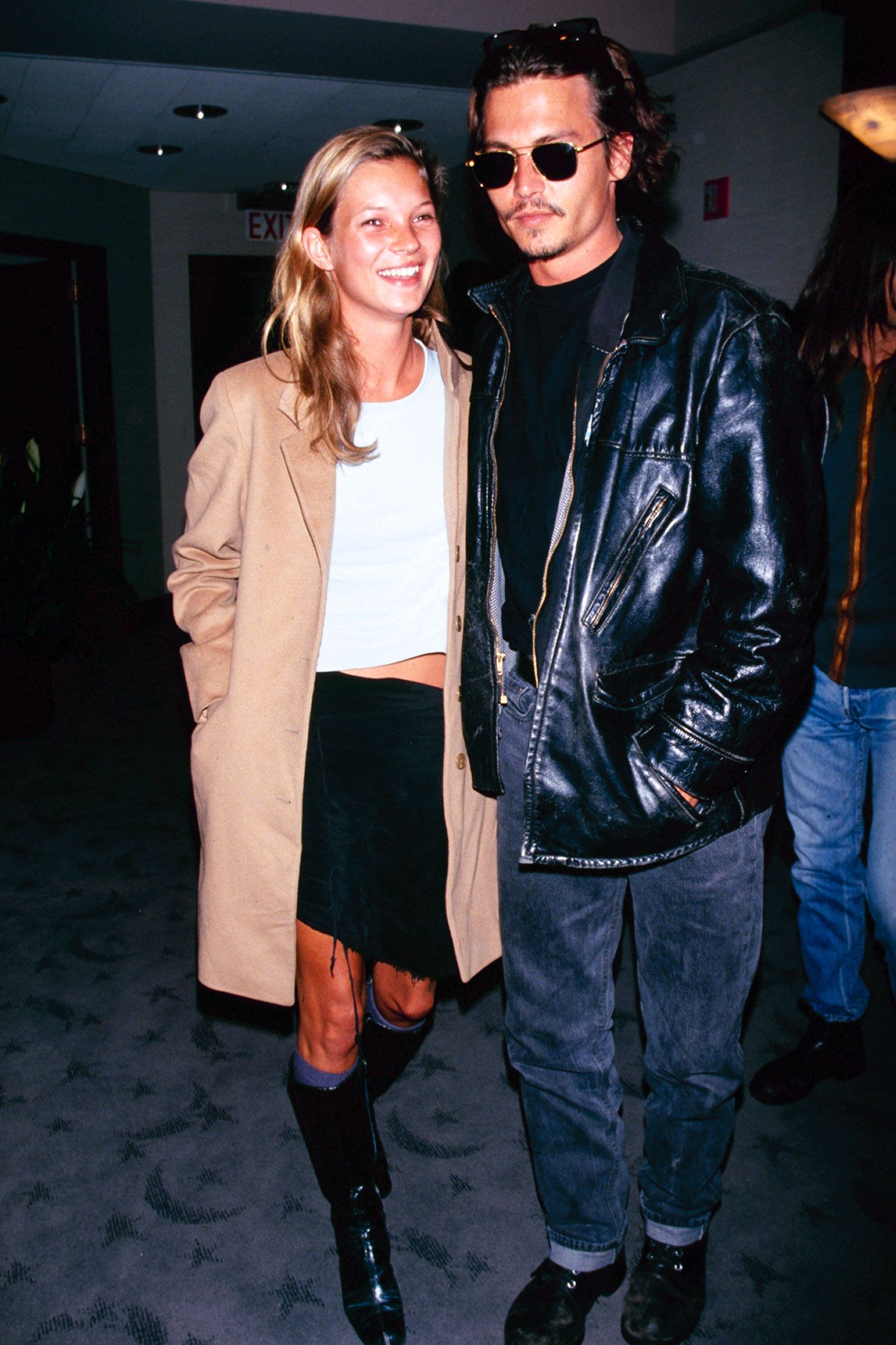 Johnny Depp Kate Moss Tumblr Images Galleries With A Bite
