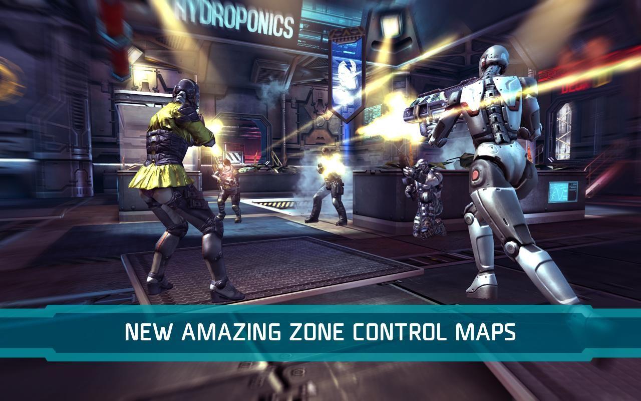 Shadowgun: Deadzone Hack Generator, Acquire Free Gold No ...