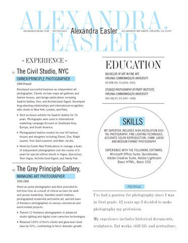 17 best images about resume ideas on pinterest cool resumes behance and creative