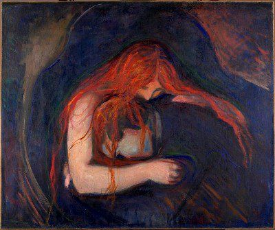 Edvard Munch 1863 -1944 | Norwegian Symbolist and expressionist painter | Tutt'Art@