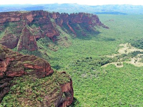 Brasil devasta o Cerrado antes de conhecê-lo  http://controversia.com.br/3232