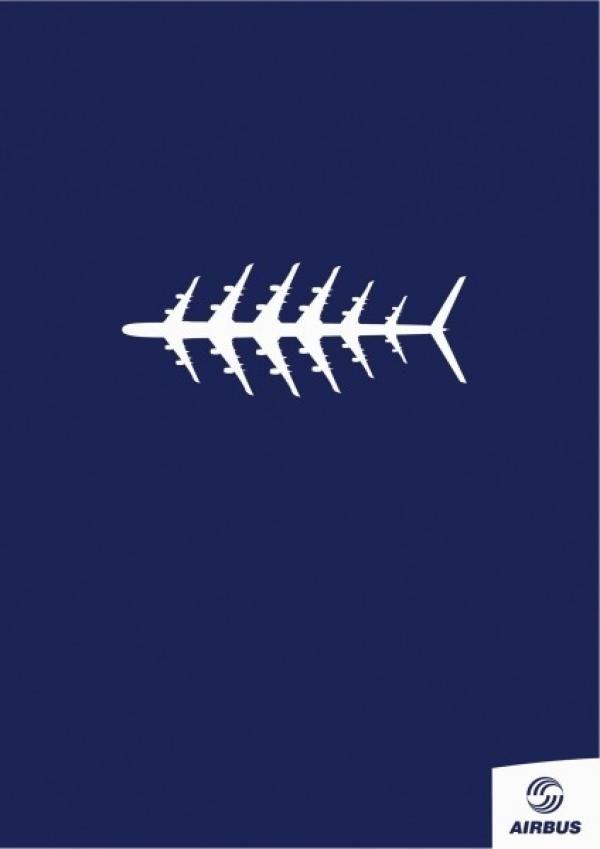 Fish Bone Or Super Jet Publicité Imprimée Poisson D Avril 1er Avril