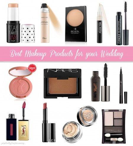 Bridal Makeup Products Reviews