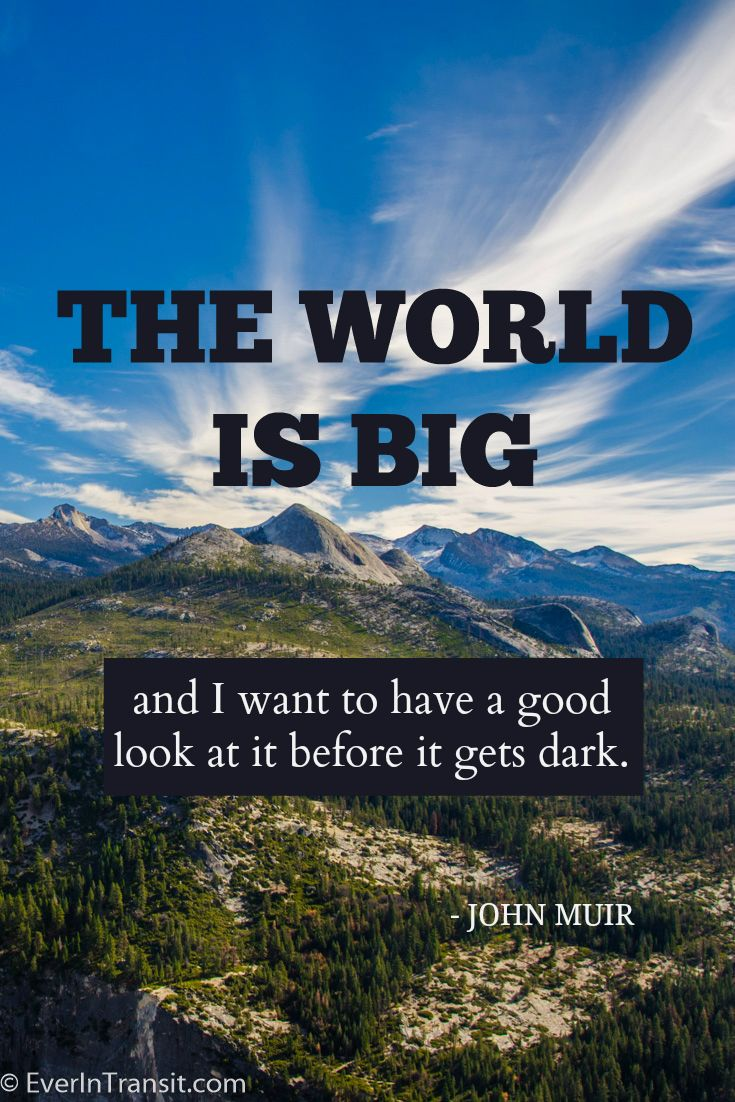 The Poetry Of John Muir Quotes On Nature Conservation Travel