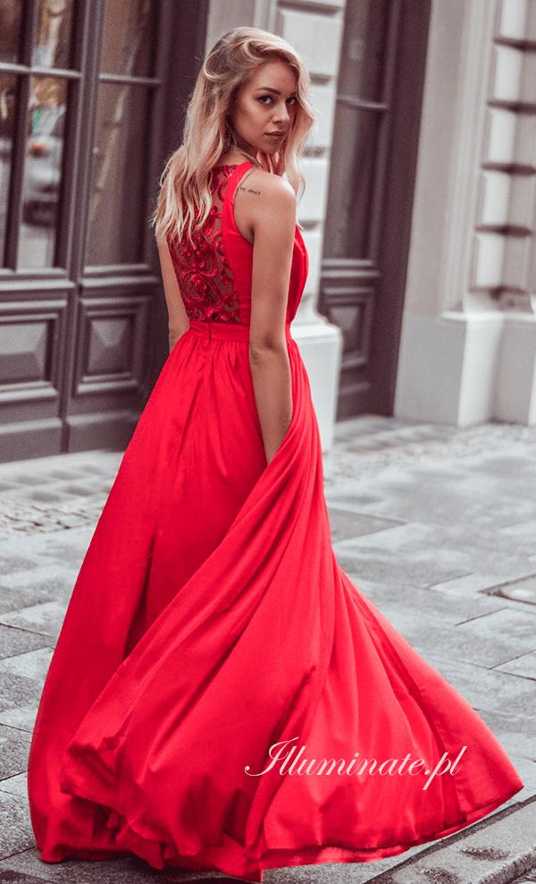 b1a1b44d02 ELLIE czerwona w 2019