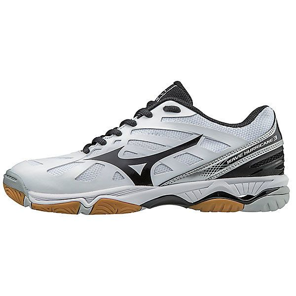 5cc6d46bf54 Women's Volleyball Shoes | Mizuno Women's Wave Hurricane 3 - White ...