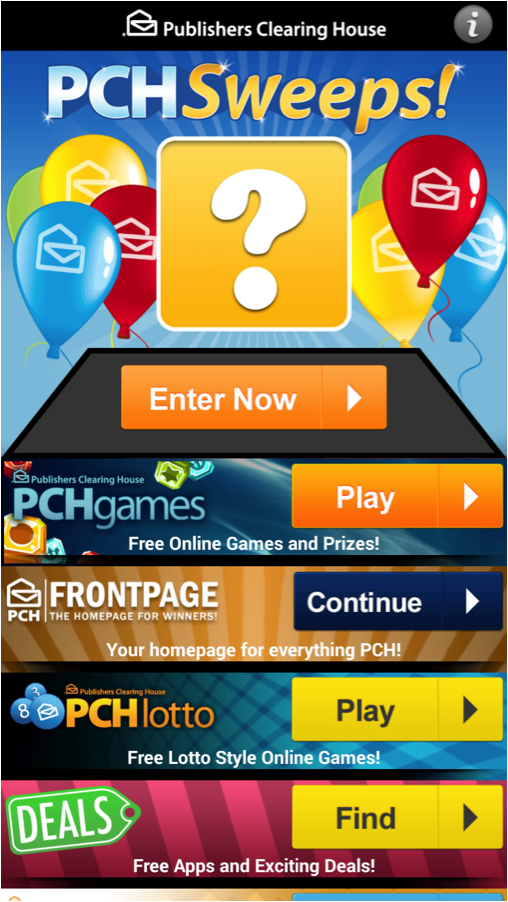 New iPhone For Christmas? Check Out The PCH Apps! | PCH Blog