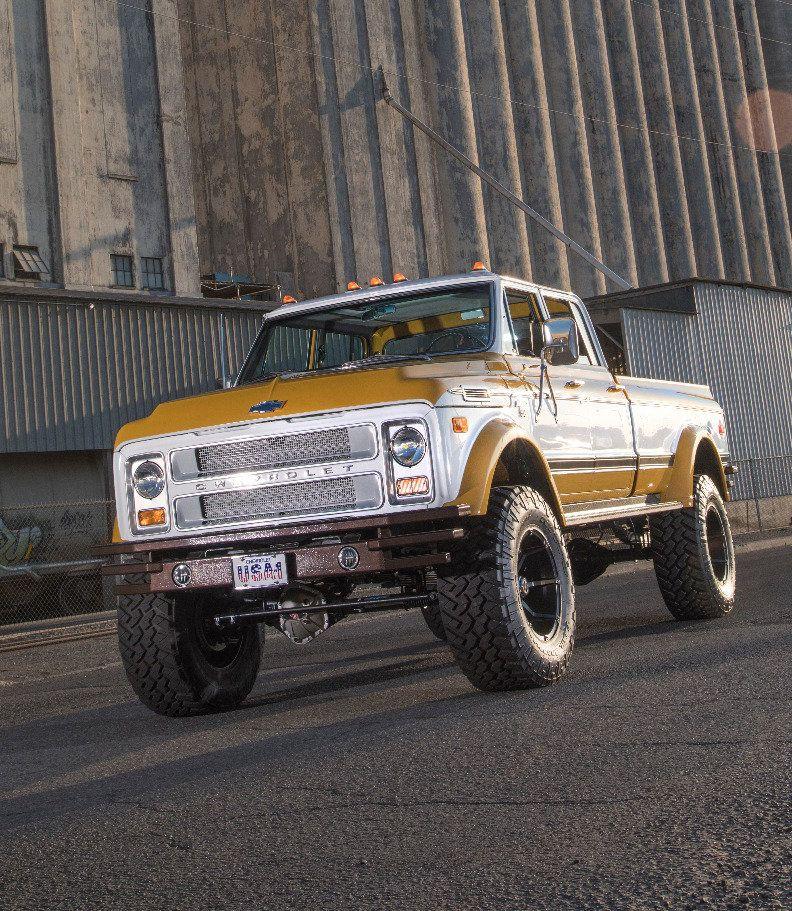 Rtech Fabrications, 67-72 Custom Chevy Truck Fabricator ...