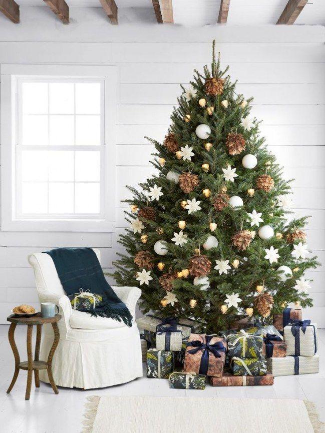 Decoración Navideña Trucos E Ideas Para Adornar Tu árbol Decoracion De Arboles Como Adornar Para Navidad Ideas Para Arboles De Navidad