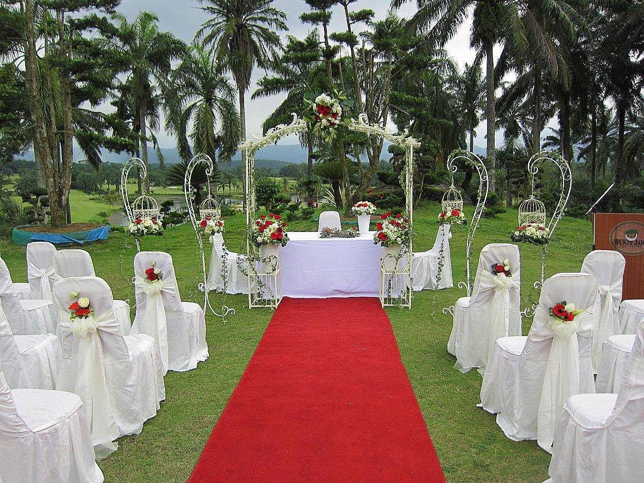 Pics Photos Garden Outdoor Wedding Decoration Ideas Secret Altar