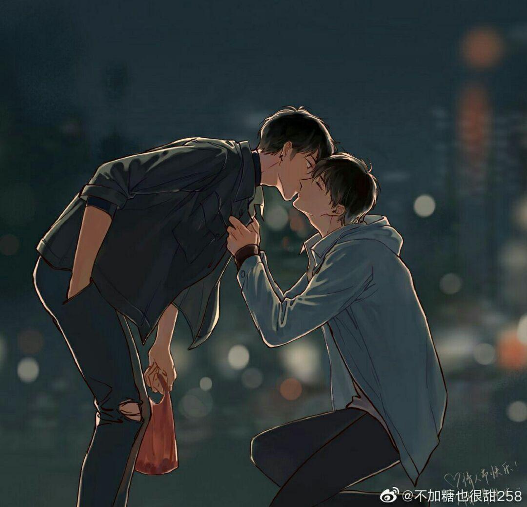 He Zhao X Xie Yu Setelah Penempatan Kelas Diputuskan Dua Pemuda Be Fiksiremaja Fiksi Remaja Amreading Di 2020 Sketsa Karakter Gambar Manga Karakter Animasi