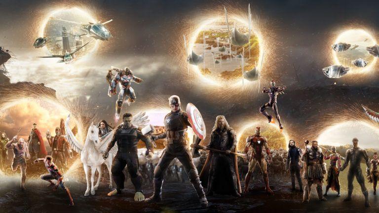 Avengers Endgame Final Battle Scene Thanos Wallpapers Superheroes Wallpapers Hd Wallpapers Digital Art Wallpapers Deviantart Wal In 2020 Avengers Art Wallpaper Art