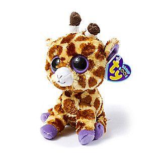 7b92883cea0 Ty Beanie Boos Safari the Giraffe Ty Beanie Boos