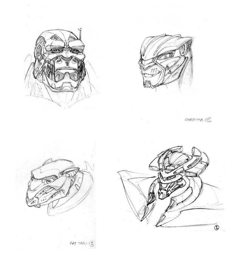 Beast Machines by rmohr on DeviantArt