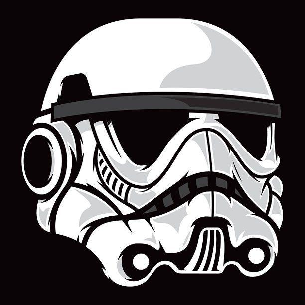 #logo #branding #graphic #design #graphicdesign #typography #type #vectorart #vector #art #tshirt #tshirtdesign #creative #geeky #geek #geekculture #videogames #illustration #gaming #nerd #scifi #starwars #stormtrooper #zombie #undead #maythefourth by dangerbrain