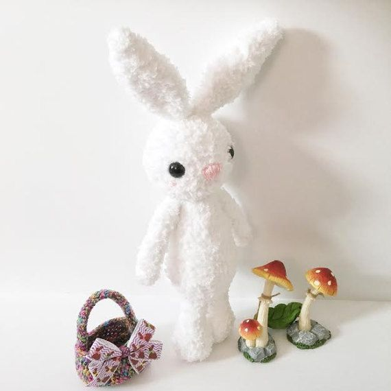 Amigurumi bunny doll cute bunny plush crochet bunny doll easter amigurumi bunny doll cute bunny plush crochet bunny doll easter bunny plush kids toy bunny birthday gift for kids easter gift ideas negle Gallery