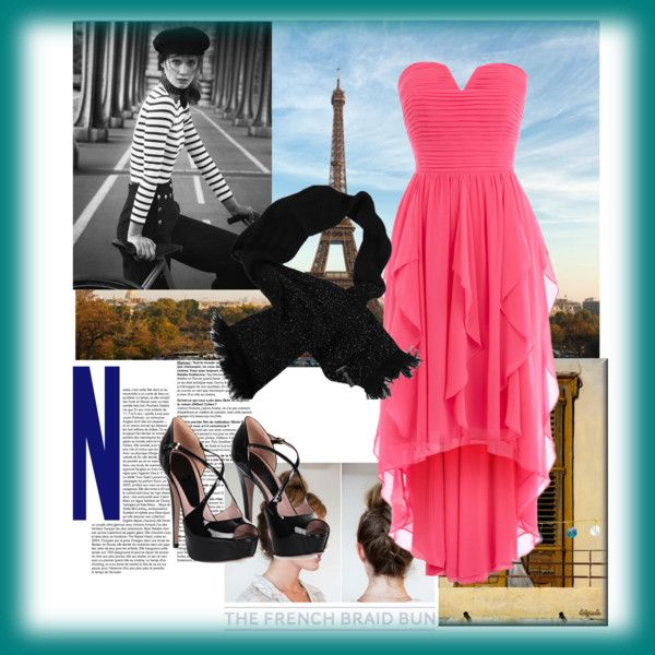 """French Chic"" by abbyag on Polyvore"