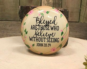 May You Be Blessed Painted Rock Encouragement Rock Blessings   Etsy