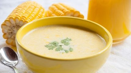 طريقة عمل شوربة الشوفان بالذرة Recipe Cooking Recipes Soup Recipes