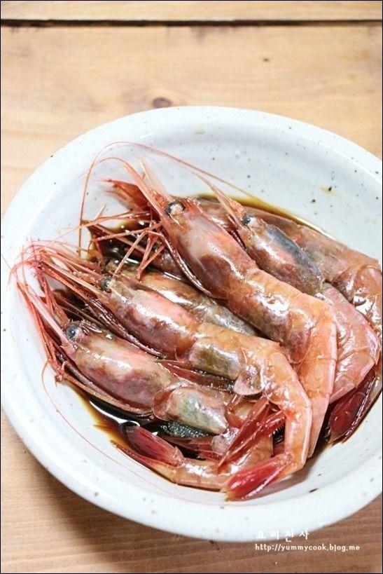 새우장 담그기 ~ 홍새우살이 정말 달달하니 맛있네요 – 레시피 | Daum 요리