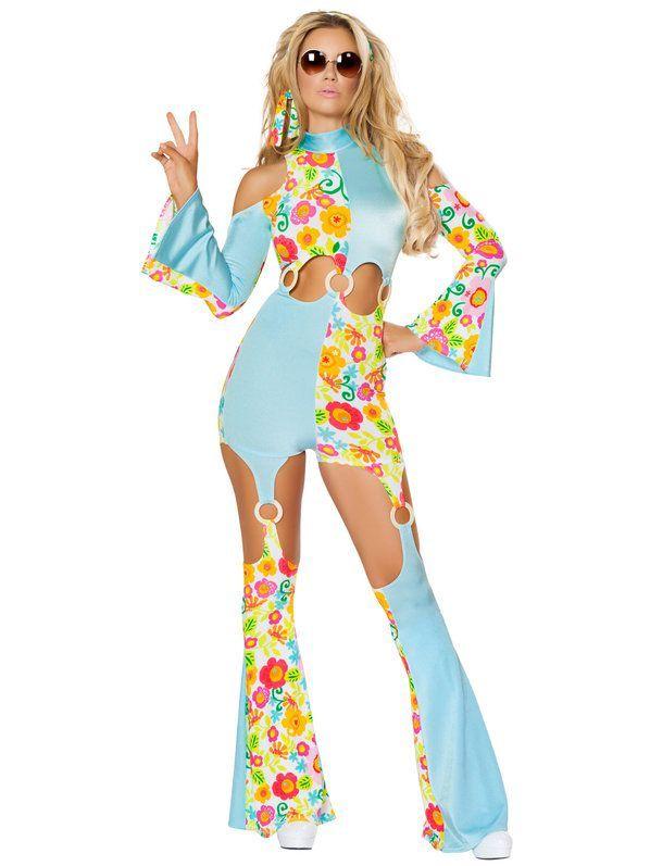 Sexy Radical Hippie Costume Decades Costume Ideas Pinterest