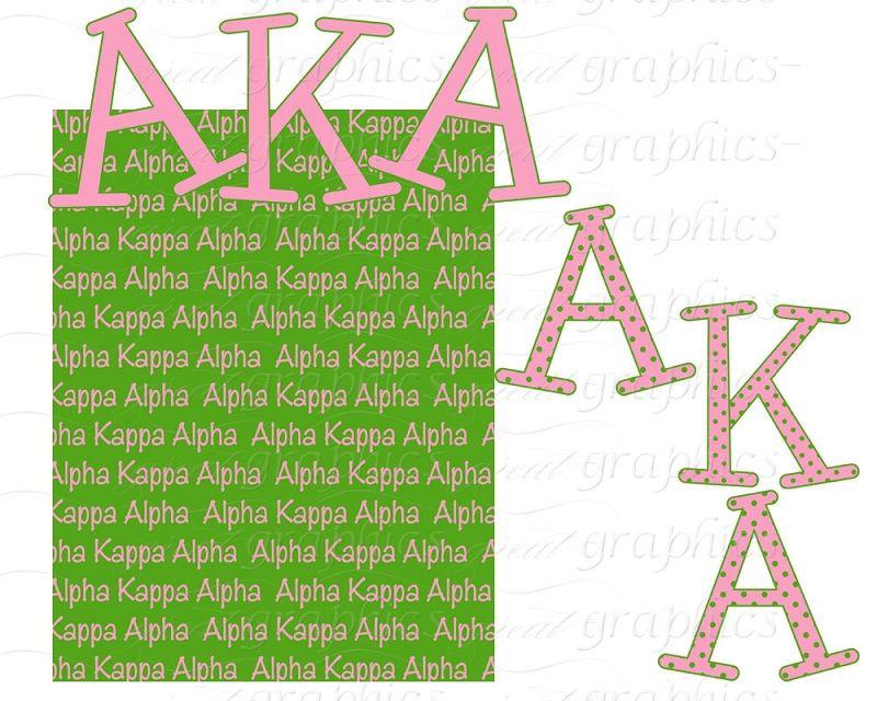 alpha kappa alpha backgrounds aka sorority clip art printable rh pinterest com aka clip art and graphics AKA Sorority Clip Art