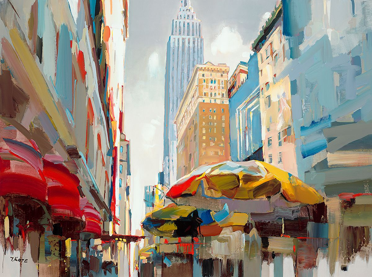 Josef Kote ''everlasting Light'' - York