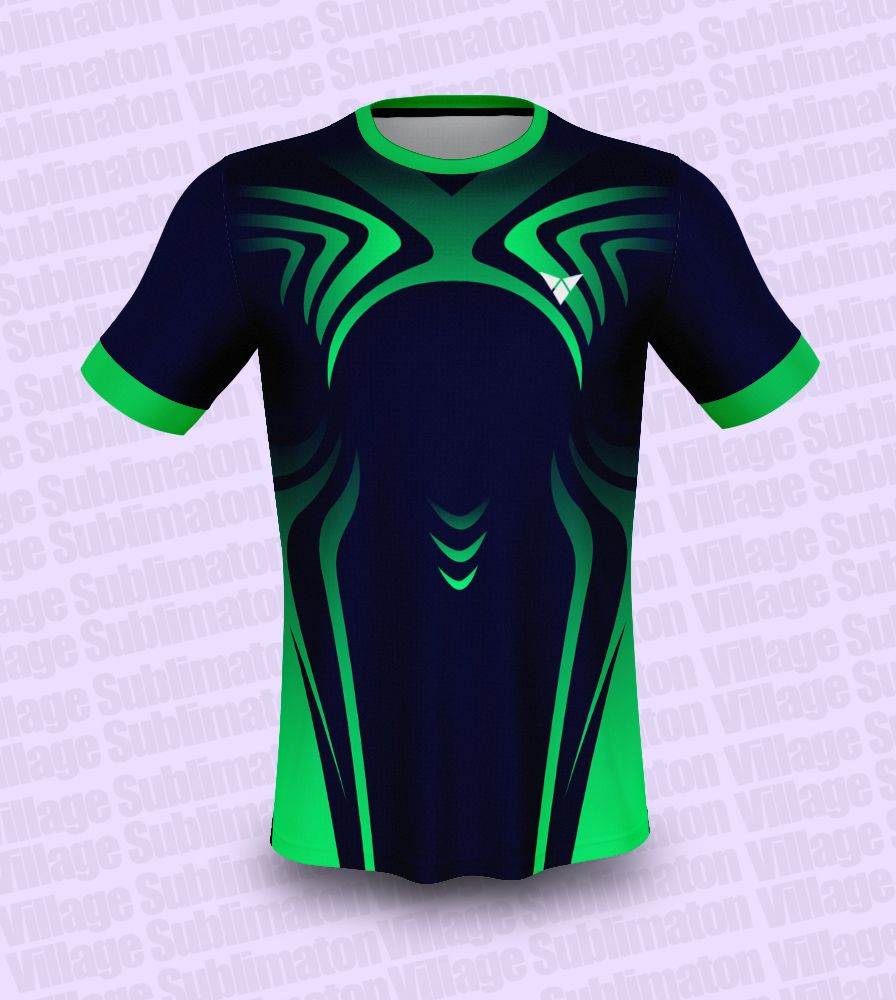Blue Green Blue Volleyball Jersey Design In 2020 Jersey Design Volleyball Jersey Design Volleyball Jerseys