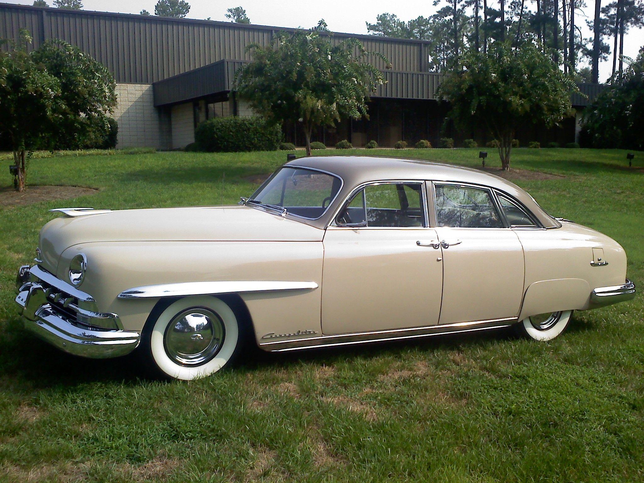 Classic Cars for Sale 1950 Lincoln Cosmopolitan