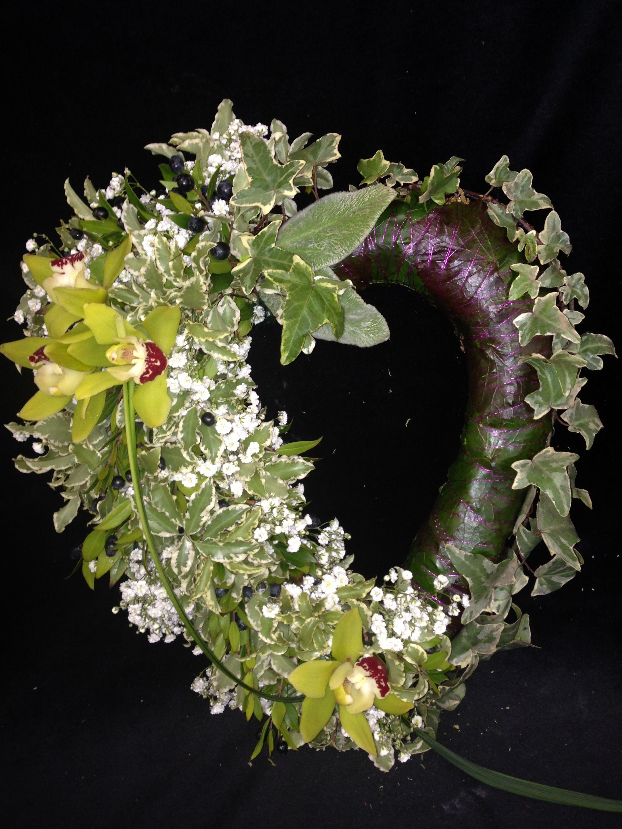 Bloomsofstgiles a contemporary funeral wreath wreaths bloomsofstgiles a contemporary funeral wreath izmirmasajfo